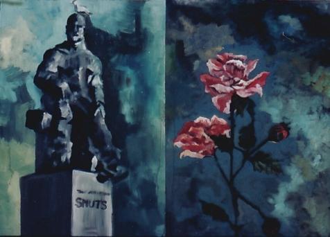 Smuts and rose