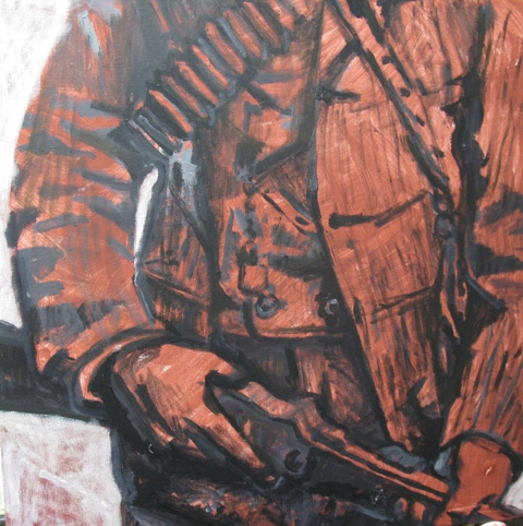 Frontiersman I (Boer fighter)