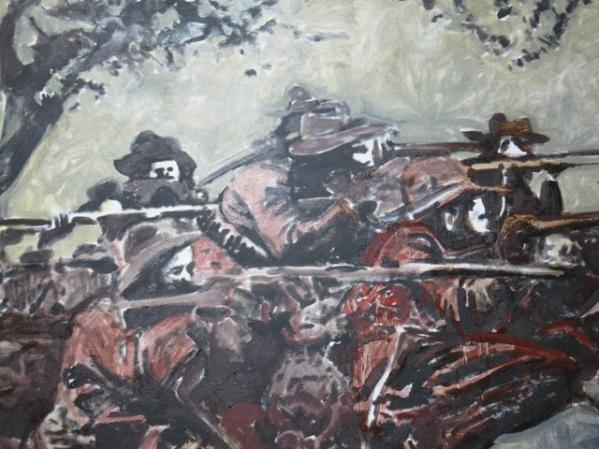Boer fighters (in progress)