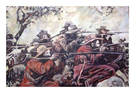 boer fighters